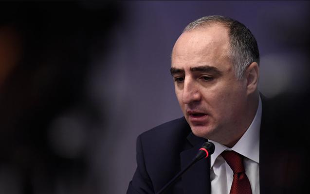 Ermənistan Xüsusi İstintaq Xidmətinin sədri vəzifəsindən azad edildi
