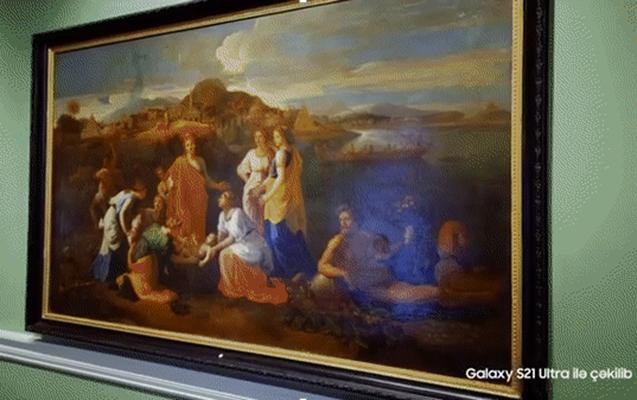 Samsung-un Mədəniyyət Nazirliyi ilə birgə layihəsi