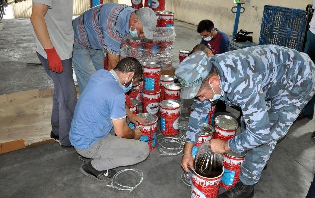 İranlının yük avtomobilində yarım tondan çox heroin aşkarlandı