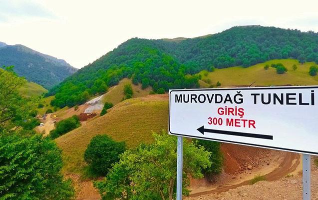 Murovdağ tuneli xəbəri ilə bağlı rəsmi açıqlama