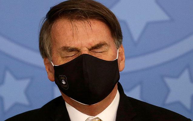 Bolsonaru ilə Nyu-Yorka gedən diplomatda koronavirus tapıldı