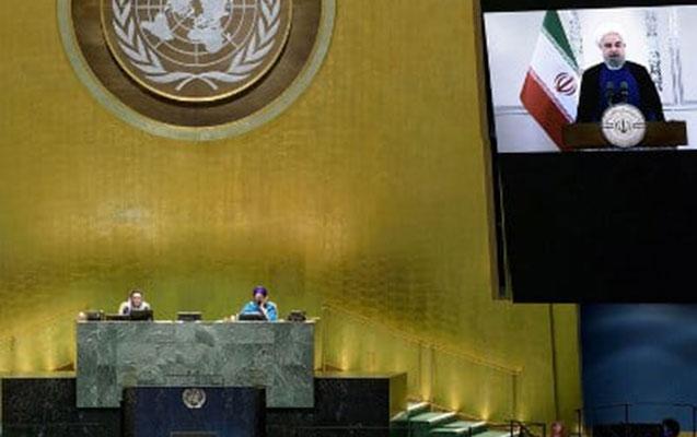İran BMT-də sanksiyaların ləğvini istədi