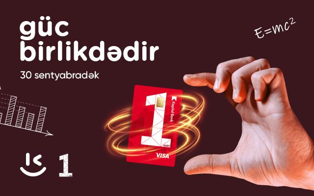 """""""Kontakt""""dan """"Birkart"""" sahibləri üçün unikal təklif"""