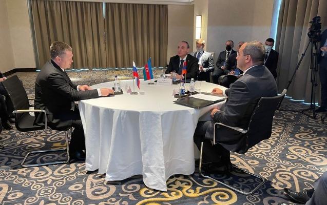 Azərbaycan, Rusiya və Ermənistan Baş prokurorları görüşdü