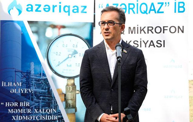 """""""Azəriqaz""""dan növbəti """"Açıq mikrofon"""" aksiyası"""