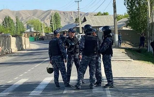 Qırğızıstan-Tacikistan sərhədində ara yenidən qarışdı, yaralılar var