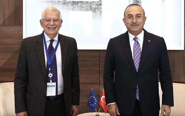 Çavuşoğlu regional sabitliyin şərtini açıqladı