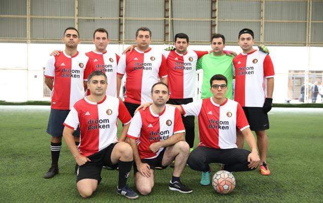 Anım Gününə həsr olunmuş mini-futbol turnirinə start verilib