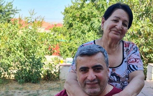 Elnur Əşrəfoğlunun anası Mehriban Əliyevaya müraciət etdi