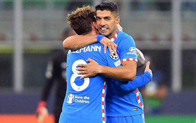 """""""Milan"""" öz meydanında """"Atletiko""""ya uduzdu"""