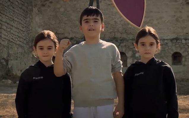 """""""Vətən ətirli övladlarınız bizə əmanətdir!"""""""
