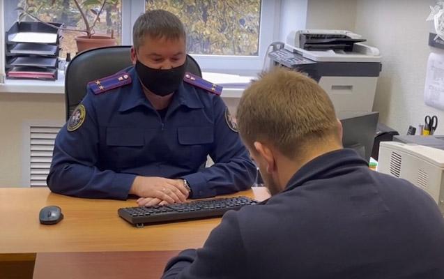Rusiyada deputat rüşvətə görə saxlanıldı - Video