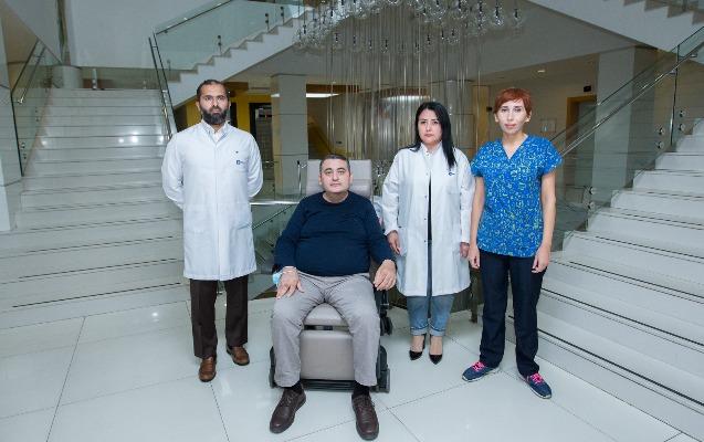 Koronavirusdan sağalan Niyazi Eminov evə buraxıldı