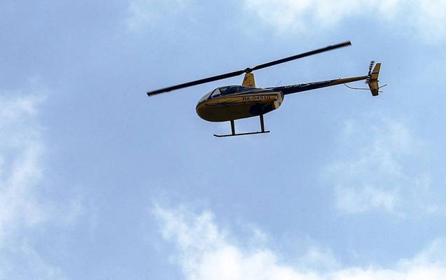 Rusiyada helikopter qəzası, üç ölü