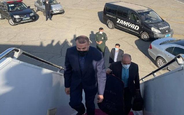 İranın xarici işlər naziri Moskvaya getdi