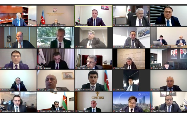 """""""Rəqəmsallaşma: Enerji sektoru timsalında çağırışlar və imkanlar"""" adlı tədbir keçirildi"""