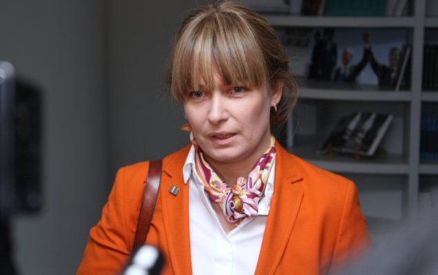 Xanımı Saakaşvilinin sevgilisi ilə videosundan danışdı
