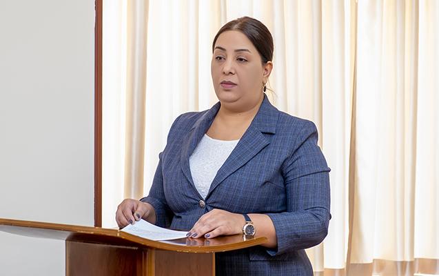 Mahirə Adnayeva icra başçısı təyin edildi
