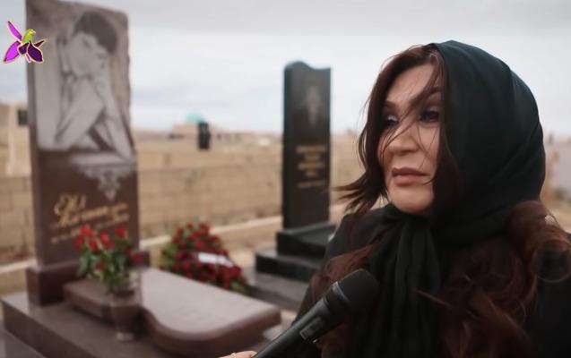 """""""Oğlum əllərimi öpüb son nəfəsini verdi"""" - Nazpəri + Video"""