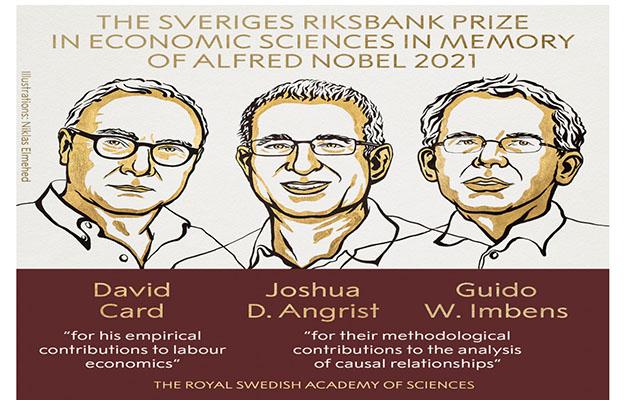İqtisadiyyat üzrə Nobel mükafatını onlar qazandı