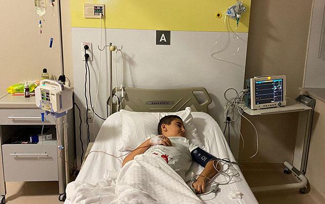 Mehriban Əliyeva 10 yaşlı Eldarın müalicəsi ilə bağlı tapşırıq verdi