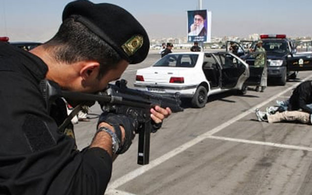 İranda 10 casus həbs edildi