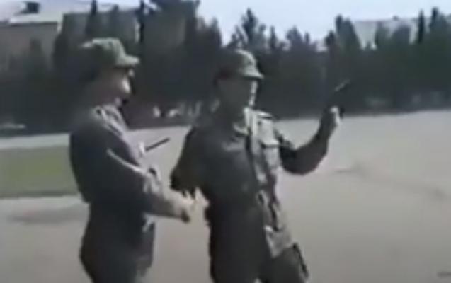 Hikmət Mirzəyevin birinci Qarabağ müharibəsi vaxtı tarixi çıxışı - Video