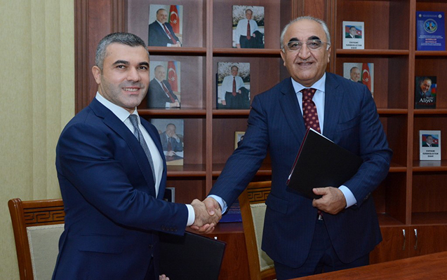 Bank Respublika və UNEC arasında memorandum imzalanıb