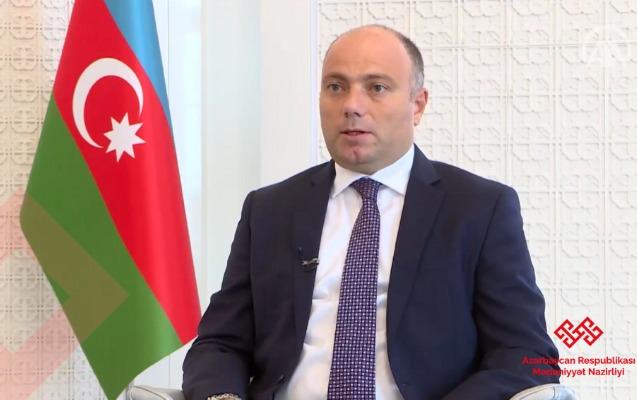 """Anar Kərimovun """"Anadolu"""" agentliyinə müsahibəsi"""