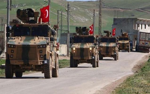Suriyada Türkiyənin zirehli maşın karvanına hücum edildi
