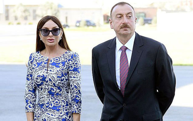 Prezidentlə xanımı Füzuliyə getdi