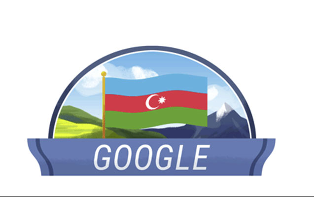 """Google""dan bayram təbriki"