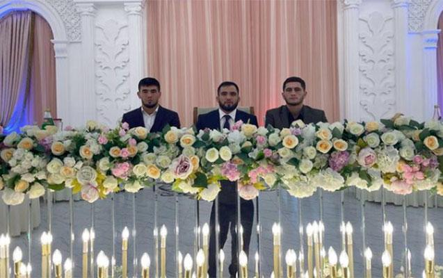 Nəriman Abbasov evləndi