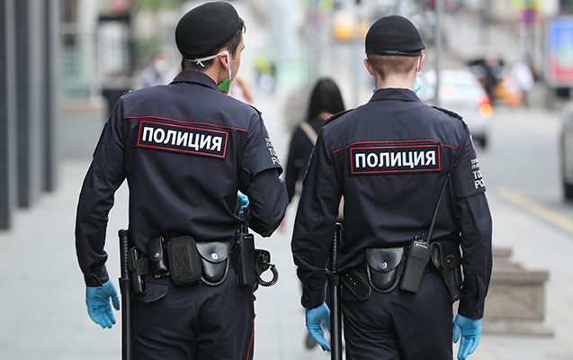 Moskvada miqrantlar arasında kütləvi dava, saxlanılanlar var
