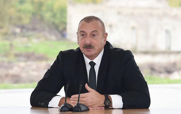 """""""Xanlıqda erməni fondu evlər tikmişdi, indi orada hərbçilərimiz yerləşir"""""""