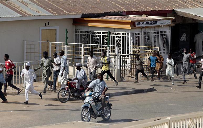 Nigeriyada bazara silahlı hücum - 30 ölü