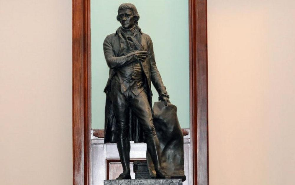 Tomas Ceffersonun Nyu-Yorkdakı heykəli söküləcək