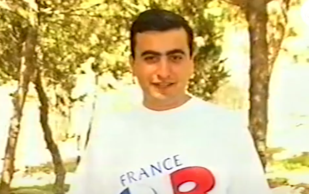 Elnur Əşrəfoğlu 23 il əvvəl... — Onu Azərbaycana tanıdan veriliş+Video
