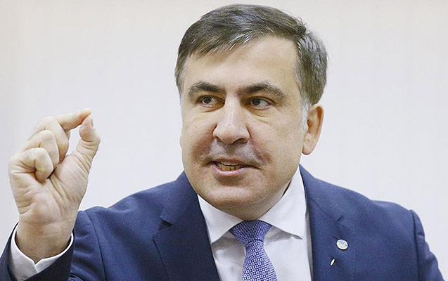 Saakaşvili dərman qəbul etməyə razılıq verib