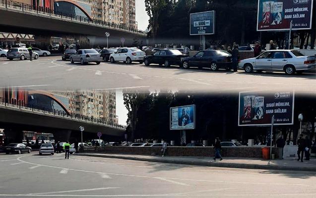 Yol Polisi qanunsuz parklanmalara qarşı reydə başladı