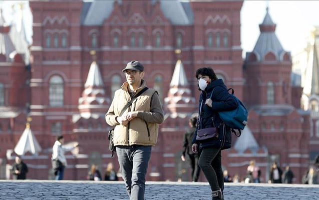 Rusiyada koronavirusa görə bu tarixlər qeyri-iş günü oldu