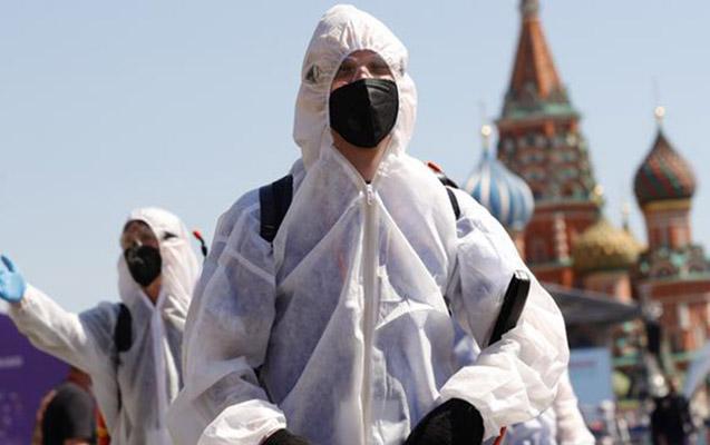 Rusiyada yeni ştama yoluxma aşkar olundu