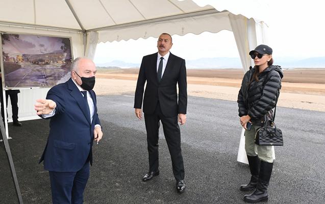 Zəngilan aeroportu 2022-ci ildə hazır olacaq