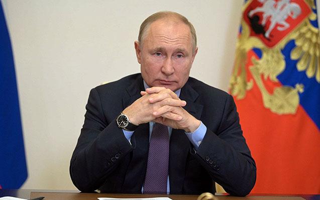 """""""Əliyev siyasi müdriklik nümayiş etdirdi"""" - Putin"""