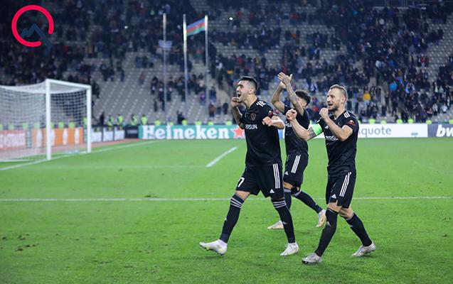 """""""Qarabağ""""ın 6,8 milyonluq qazancı"""