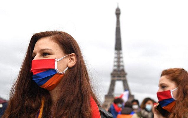 Fransa jurnalı erməni millətçiliyinin təhlükəsindən yazdı
