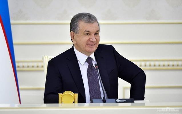 Mirziyoyev yenidən Özbəkistanın Prezidenti seçilib