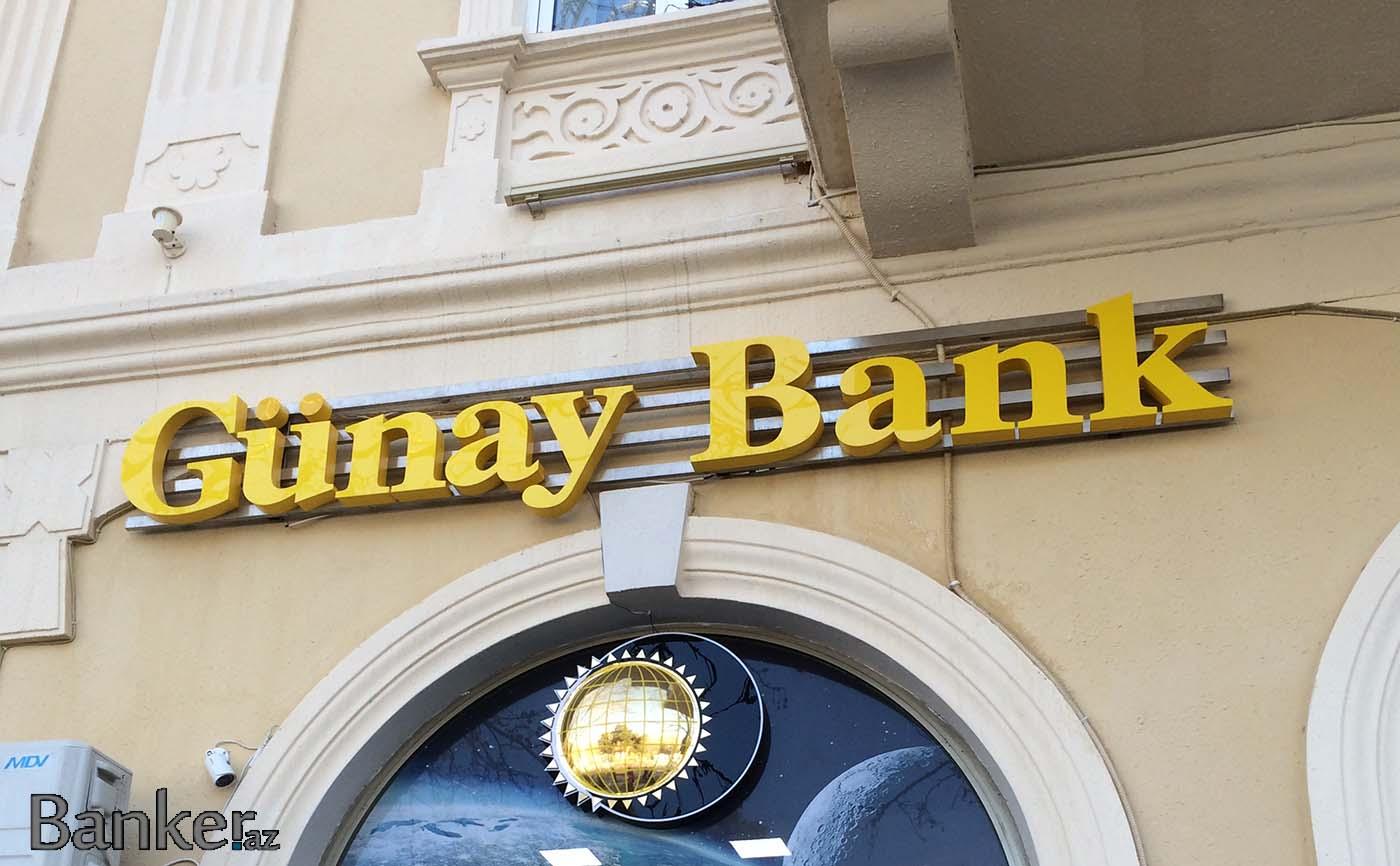 """""""Günay Bank"""" cari ilin 3-cü rübünü uğurla başa vurub"""