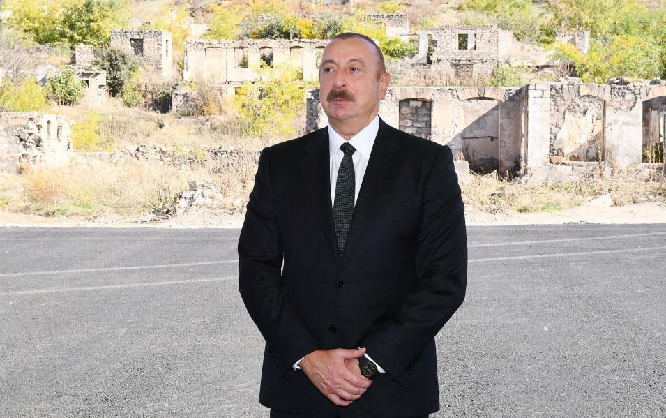 """""""Şəhidlərimizin adı məktəblərə veriləcək"""""""