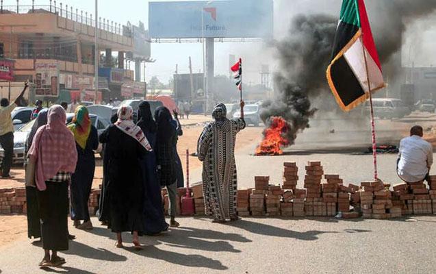 Sudanda baş vermiş toqquşmalarda ölənlər var